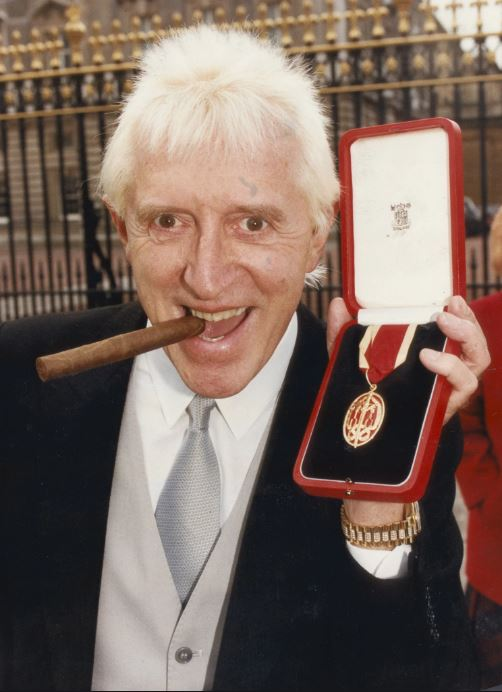 Calums List - Honours List - Honourable Not Savile