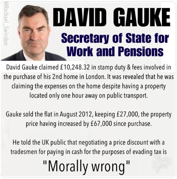 Calums List - David Gaulke